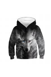 woow 3D Print Hoodie Sweatshirt 6