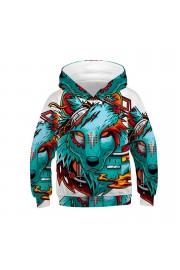 woow 3D Print Hoodie Sweatshirt 7