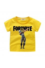Fortnite T-Shirt Kids Cotton Shirt Funny Youth Tee 29