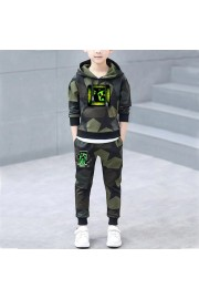 Kids Minecraft Cotton Camouflage Hoodie and sweatpants NEW