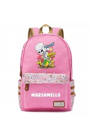marshmello Backpack bookbag School bag New 1