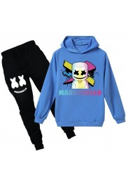 Marshmello Kids Hoodies Cotton Sweatshirts 2