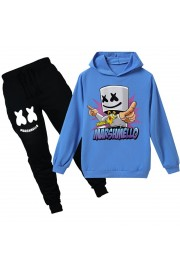 Marshmello Kids Hoodies Cotton Sweatshirts 3