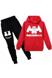 Marshmello Kids Hoodies Cotton Sweatshirts 7