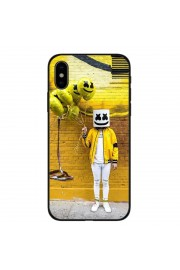 All Over Marshmello Skins Samsung / IPhone Case 3