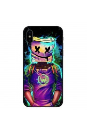 All Over Marshmello Skins Samsung / IPhone Case 6