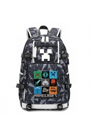 NEW Minecraft Backpack Camouflage Bookbag Large Capacity(8 color)