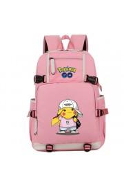 Pokemon backpack Pikachu bookbag large capacity NEW 3