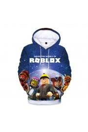 Roblox Hoodie 3D Print Sweatshirt Fashion Clothing