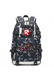 Roblox backpack large capacity bookbag school bag