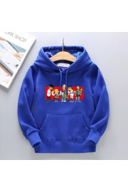 The Simpsons cotton Hoodies Pullover Sweatshirts 1