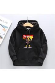 The Simpsons cotton Hoodies Pullover Sweatshirts