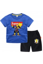 The Simpsons T-Shirt Kids Cotton Shirt Funny Youth Tee