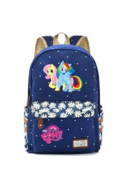 unicorn Backpack bookbag School bag New 5