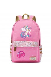 unicorn Backpack bookbag School bag New 4