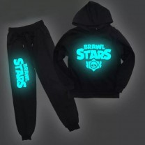 Brawl Stars Kids Hoodies Sweatshirts Glow in the dark 1