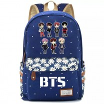 BTS Backpack bookbag for girls School bag New